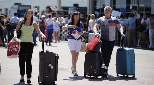 Avrupalı turistler Türkiyeden vazgeçemedi