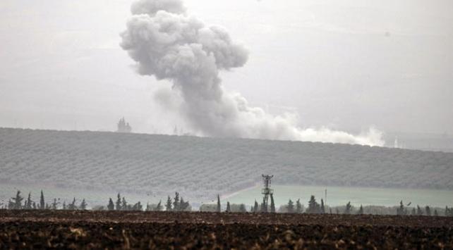 Afrinde stratejik bir köy daha YPG/PKKdan kurtarıldı