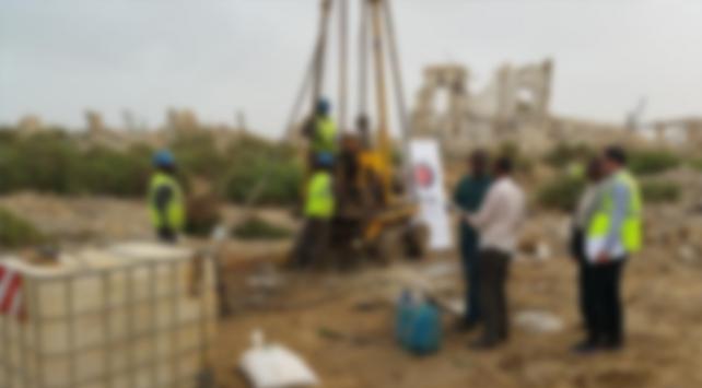 Sudandaki imar projelerine destek için Türkiyeye çağrı