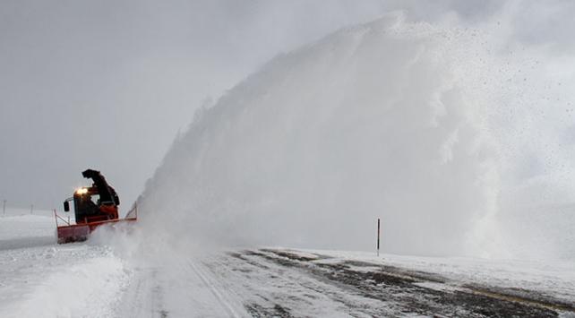 Çığ düşmesinin ardından kapanan Ardahan-Artvin yolu ulaşıma açıldı