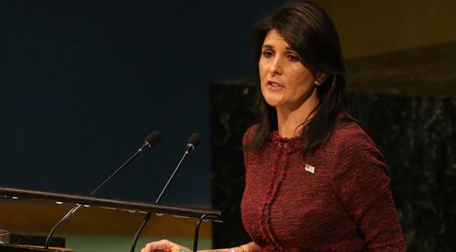 """ABD ve Rusyadan BMGKda """"Suriye"""" atışması"""