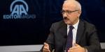 Kalkınma Bakanı Elvan: Zeytin Dalı Harekatının mali alanımızı daraltıcı etkisi olmayacak