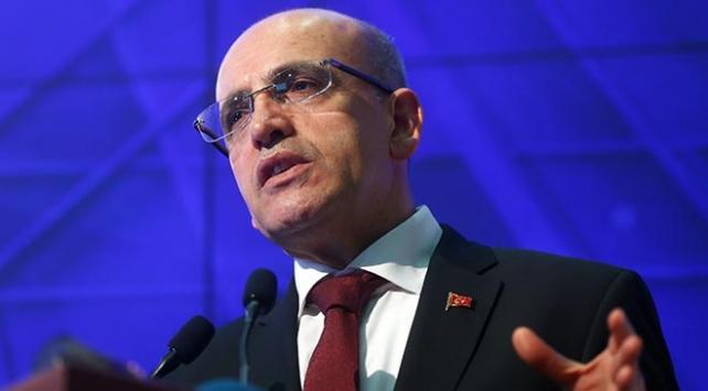 Başbakan Yardımcısı Şimşek: Kuraklık ve kur şoku yaşanmazsa enflasyon tek haneye inecek