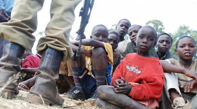 Dünyada her 6 çocuktan biri çatışma bölgesinde yaşıyor