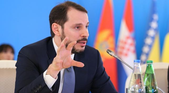 Enerji Bakanı Albayrak: Türkiye doğal kaynaklar için en büyük pazar konumunda