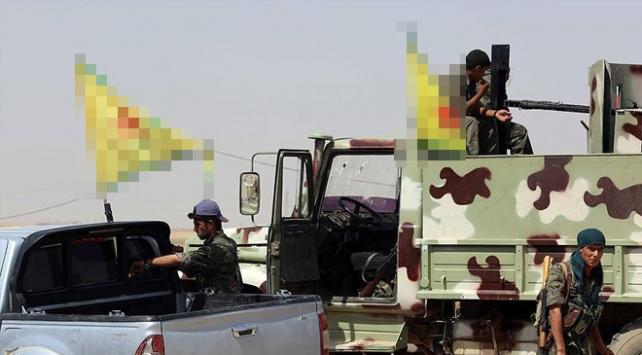 Afrinde yakalanan YPG/PKKlı teröristten itiraf