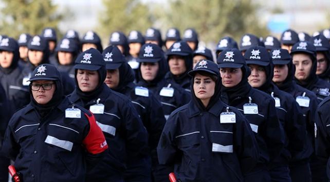 Türk polisinin verdiği eğitim göz kamaştırıyor