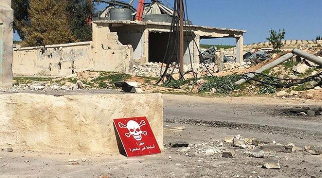 İsrailden Esed rejimine kimyasal silah uyarısı