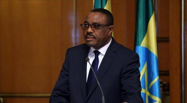 Etiyopya Başbakanı Desalegn istifa etti