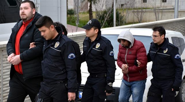 Samsun merkezli silah kaçakçılığı operasyonu 1 tutuklama