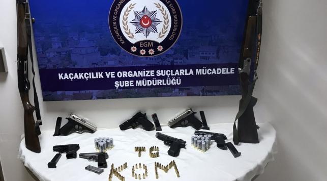 Karabük merkezli suç örgütü operasyonu 9 tutuklama