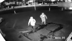 Beceriksiz hırsızlar polisi bile şaşırttı