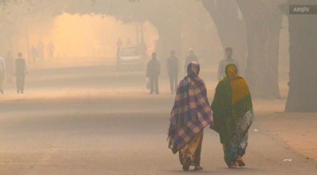 """Senegalin başkenti Dakarda hava kirliliği """"kırmızı"""" alarmda"""