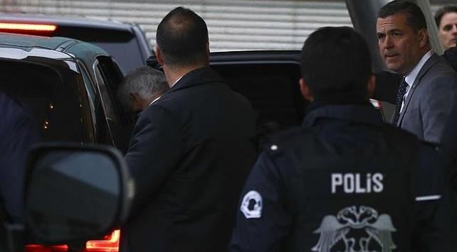 ABD Dışişleri Bakanı Tillerson Türkiyede