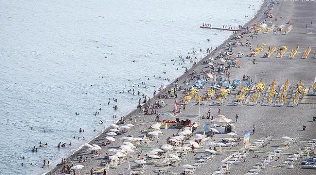 İsveçli turistin yaz tatili için tercihi Türkiye