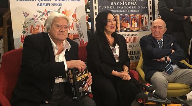 Afişlerle Türk Sineması kitabı tanıtıldı