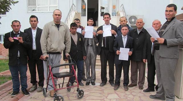 13 engelli genç askerlik başvurusu yaptı