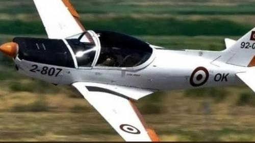 İzmirde eğitim uçağı düştü: 2 şehit