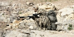 Türk Silahlı Kuvvetlerinin keskin nişancıları Afrinde