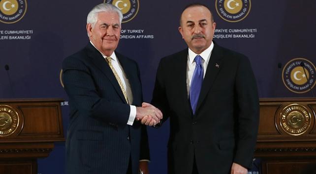 Türkiye ve ABDden ortak deklarasyon