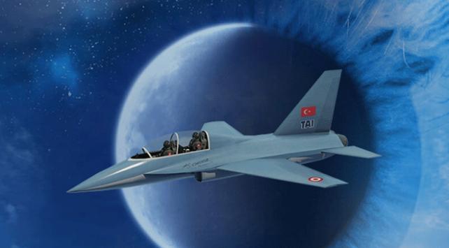 Yerli taarruz uçağı Hürjet'in tasarımı şekilleniyor