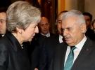 Başbakan Yıldırım'ın Münih Güvenlik Konferansı temasları