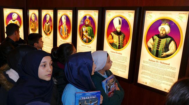 Osmanlının izlerini taşıyan müze ilgi görüyor