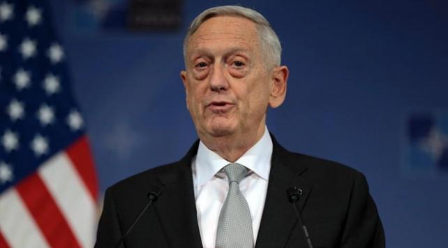 ABD Savunma Bakanı Mattisten Münbiç açıklaması: Çözdüğümüzü söyleyemem