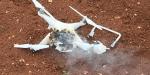 YPG/PKKlı teröristlere ait drone düşürüldü