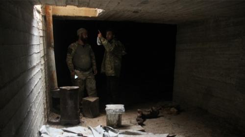Terör örgütü YPG/PKK'ya ait yeni tüneller tespit edildi