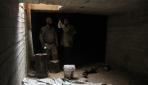 Terör örgütü YPG/PKKya ait yeni tüneller tespit edildi