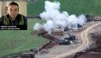 Afrinde terör örgütlerinin profesyonel silahları ele geçirildi