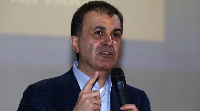 AB Bakanı Çelik: DEAŞ/PKK/PYD/YPGyi de bertaraf edeceğiz