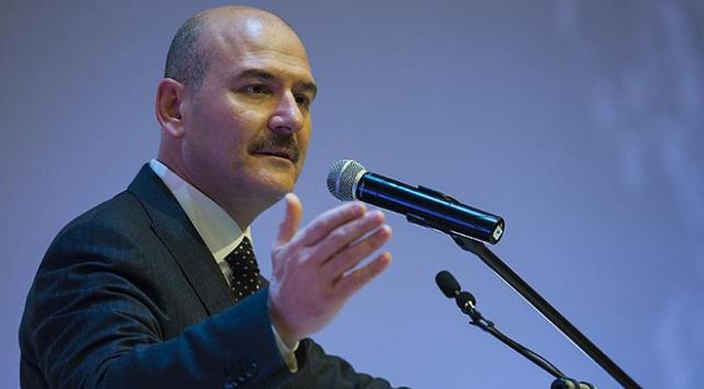 İçişleri Bakanı Soylu: Zeytin Dalı Harekatı bir merhamet operasyonudur
