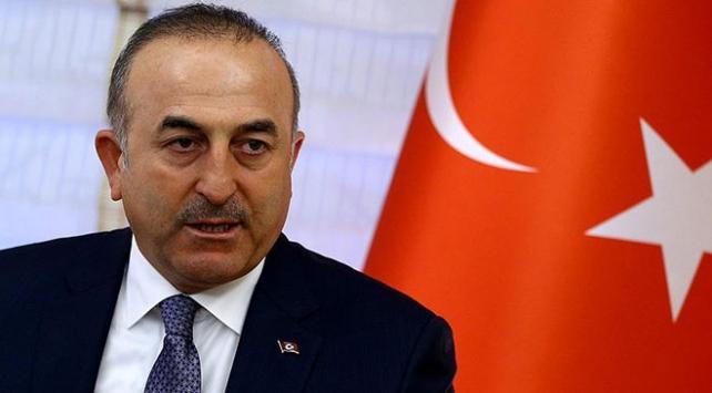 Dışişleri Bakanı Mevlüt Çavuşoğlu: Meşru müdafaa hakkımızı kullanıyoruz