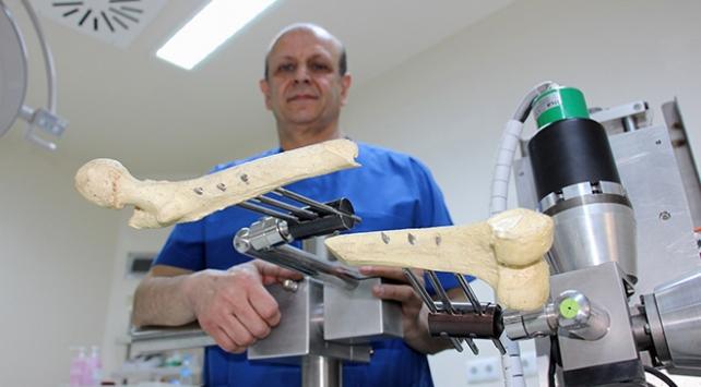 Kırıkları Ortopedi Robotu tedavi edecek