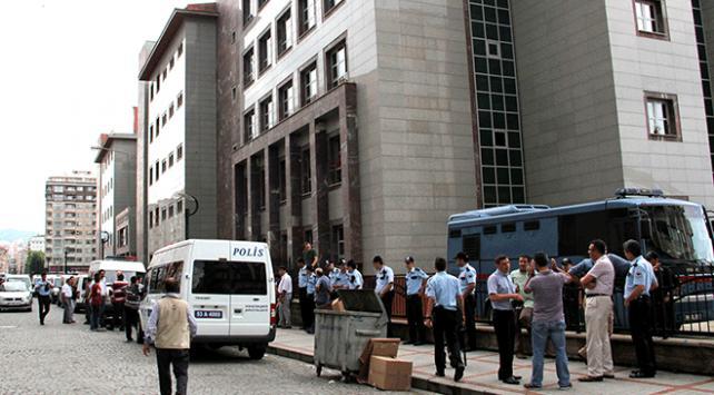 Rizedeki FETÖ davasında 16 sanığa hapis