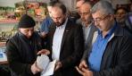 """Zeytin Dalı Harekatına """"Osmanlı usulü"""" destek"""