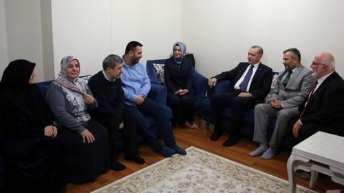 Cumhurbaşkanı Erdoğanın bacağı kesilecek dediği gazi konuştu