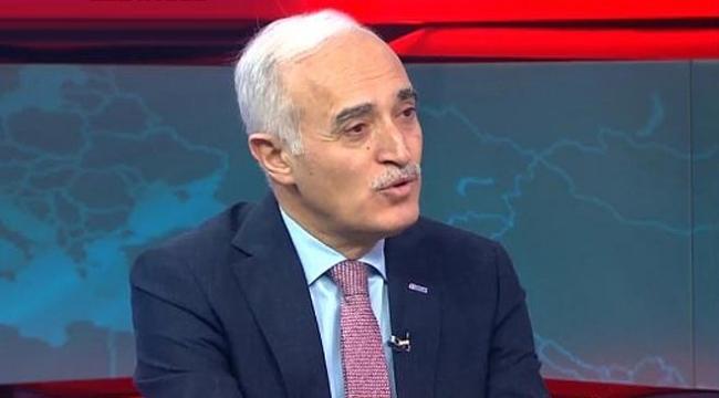 DEİK Başkanı Nail Opak: Hükümet altın kuralı yazılı hale getirdi