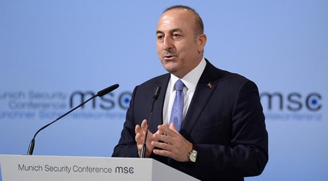 Dışişleri Bakanı Çavuşoğlu: Biz Kürtlere değil, tüm terör örgütlerine karşıyız