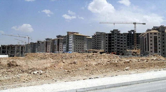 Türkiyede yapı ruhsatı verilen bina sayısı arttı