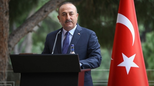 Dışişleri Bakanı Çavuşoğlu: Rejim YPG/PKK'yı korumak için girerse bizi durduramazlar