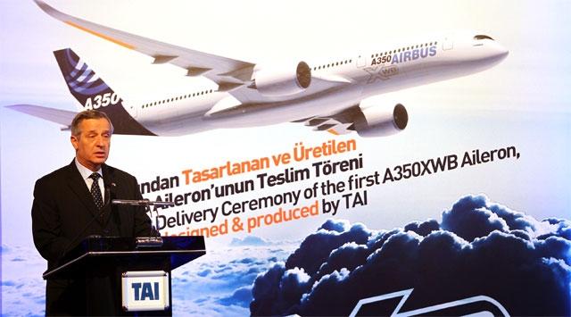 Türk Üretimi Uçak Yolda