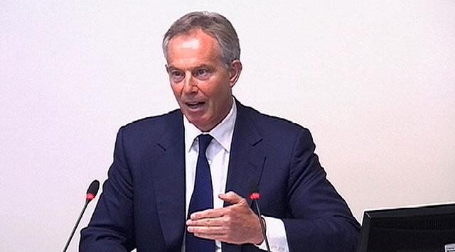 Tony Blair darbeyi savundu