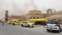 Katar'da Yangın Faciası: 19 Ölü