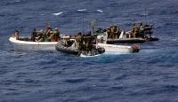 Somali'de Deniz Korsanlarına Operasyon
