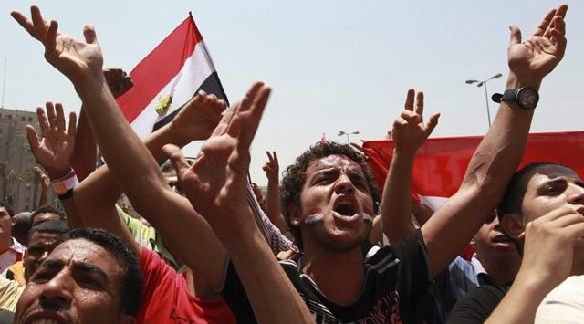 Kahirede Olaylar Yatıştı