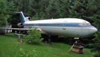 Eski Boeing'i Ev Yaptı
