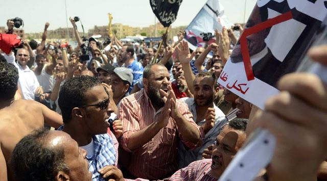Mısırlı Muhalifler Serbest